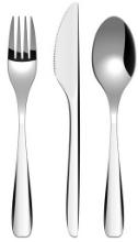 Fork-knife-spoon